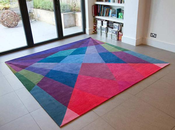 Impress Your Guests With A Unique Carpet Area Rug