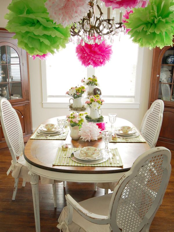 Captivating 25 Beautiful Table Centerpieces That Are Perfect For Welcoming Spring Into  Your Home