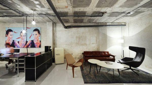 Concrete From Interior Design