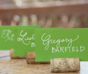 10 Upcycle Wine Corks To Decorate Your Wedding Reception