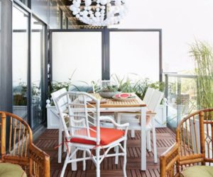 Cozy Ideas To Design Your Balcony