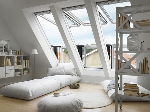 Door Skylight Hybrids. & Uplifting Skylight Designs To Get The Light Flowing