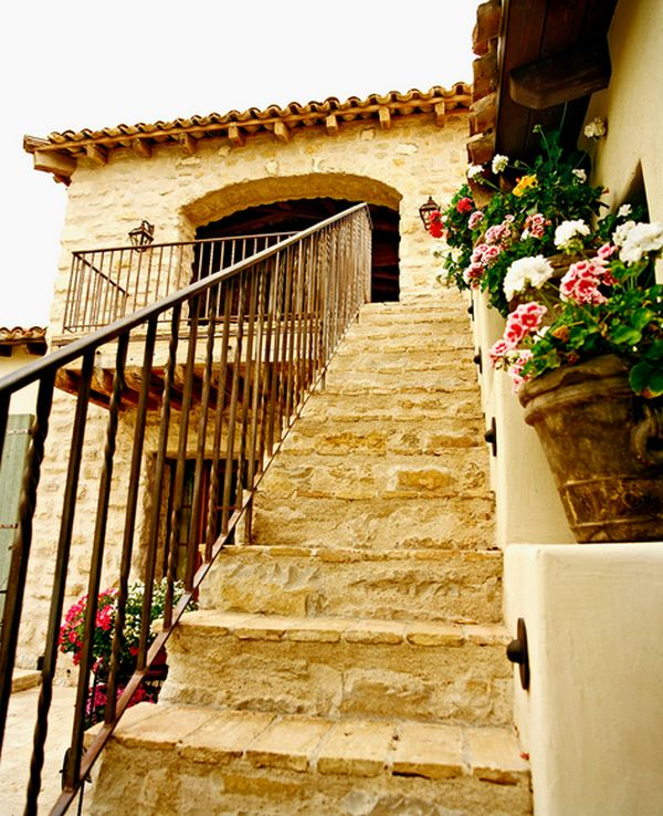 Stair Steps Ideas: How To Design Exterior Stairs