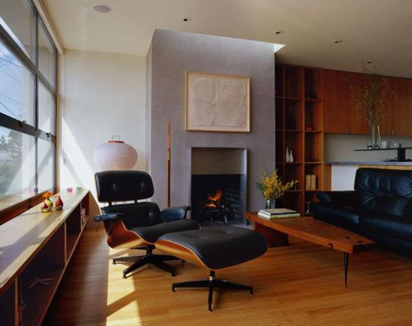 Superb The Eames Lounge Chair And Ottoman. Idea