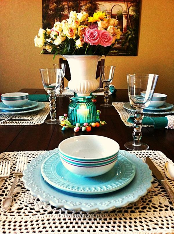 Center Table Perfect for Easter
