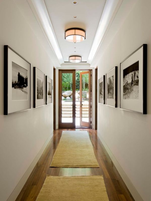 A few ways to enhance the beauty of your hallway - Alfombras de pasillo ikea ...