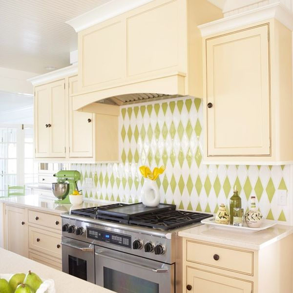 Tips For Kitchen Color Ideas: Colorful Kitchen Backsplash Ideas For An Eye-Catching Look