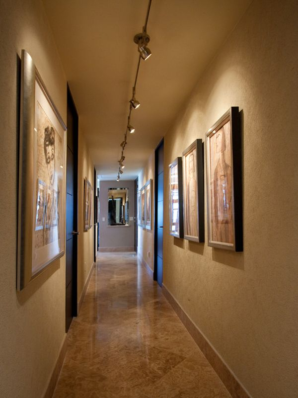 Corridors. : interior track lighting - azcodes.com