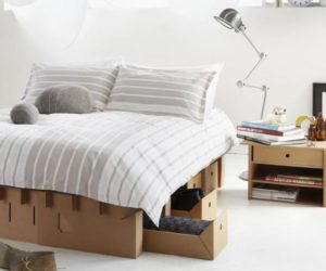 How To Use Cardboard To Create Amazing furniture