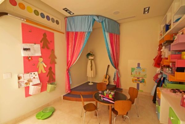 Creating Magical Spaces For Kids At Home
