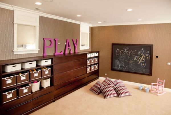 Playroom Design Ideas Basements