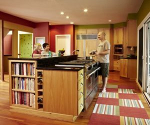 How to Choose Colorful Rugs for Your Dull Kitchen