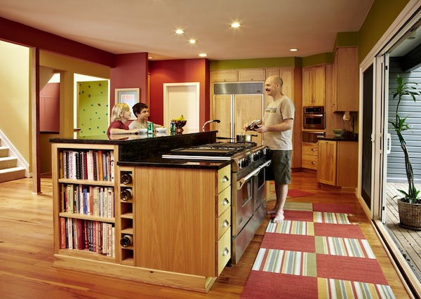 Captivating Kitchen Carpet Modern Idea