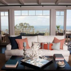 Marvelous Coral And Navy: A Match Made In Heaven Design Ideas