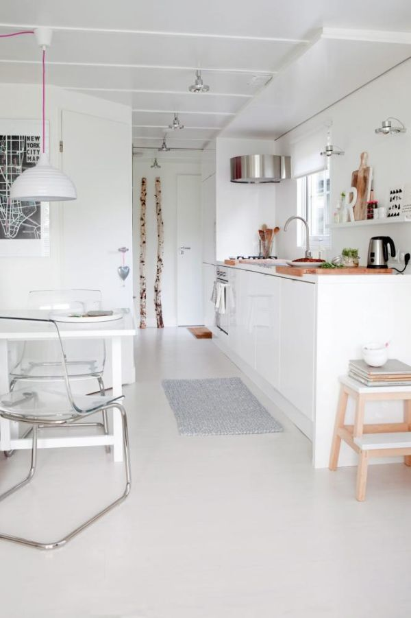 50 scandinavian kitchen design ideas for a stylish cooking for Minimaliste synonyme