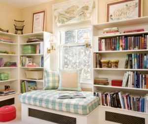 Reading Nook Essentials: Modern Literary Storage Ideas