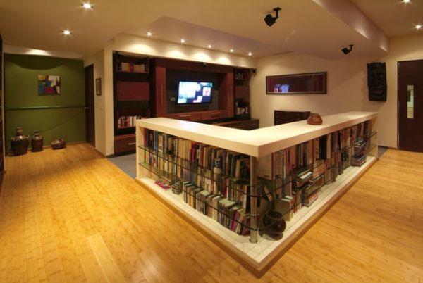 20 unusual books storage ideas for book lovers - Ideas interiorismo ...