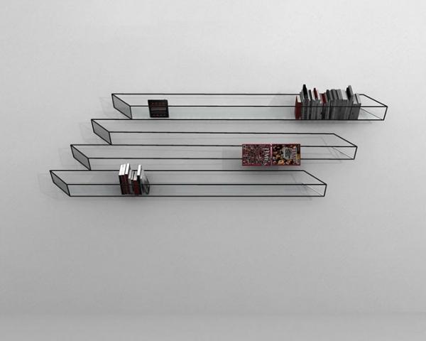 Illusion Bookshelf.