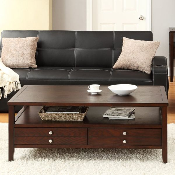 11 Coffee Tables With Built In Storage Space