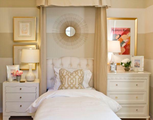 Five Tips To Update A Single Guest Bedroom