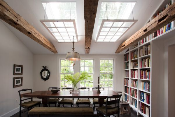 Captivating Uplifting Skylight Designs To Get The Light Flowing