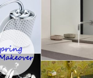 Bathroom Faucets and Accessories For A Spring Makeover