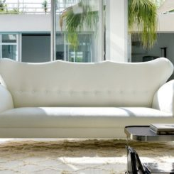 spring clean sofa lines