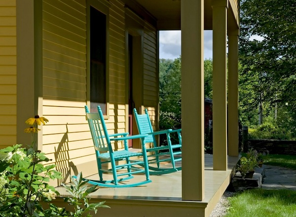 spring front porch chairs