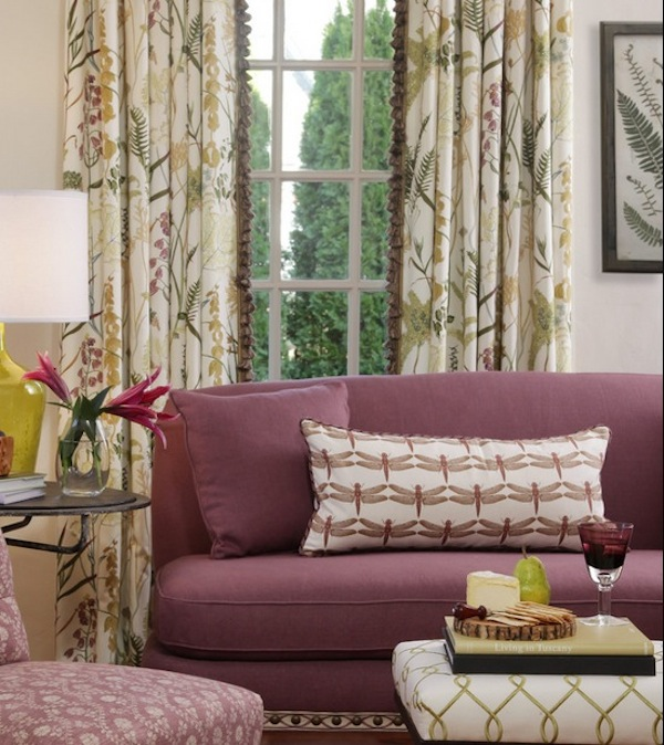 spring sofa color