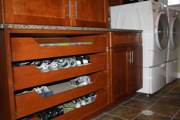 Laundry Room Storage. View In Gallery. View In Gallery