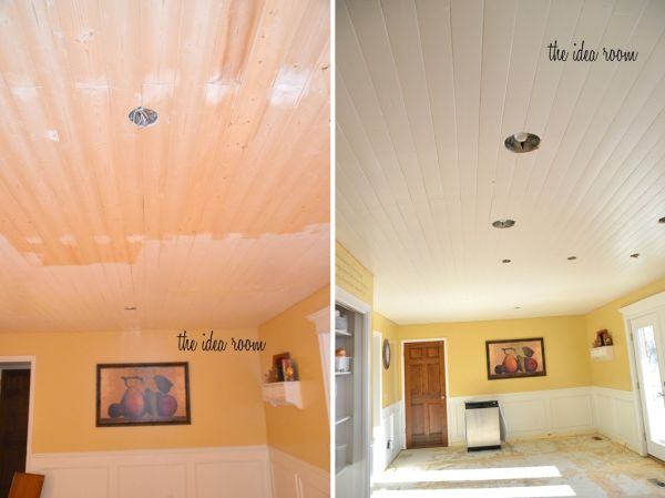 Beautiful Ideas For DIY Ceiling Transformations Good Looking