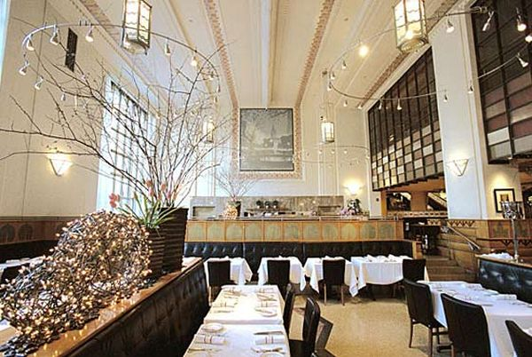 13 Stylish Restaurant Interior Design Ideas Around The World on