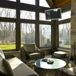 35 Beautiful Sunroom Design Concept