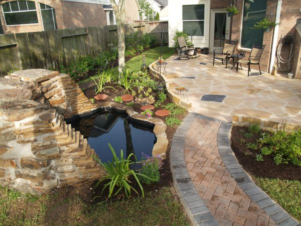 Backyard Pathways 30 wonderful backyard landscaping ideas