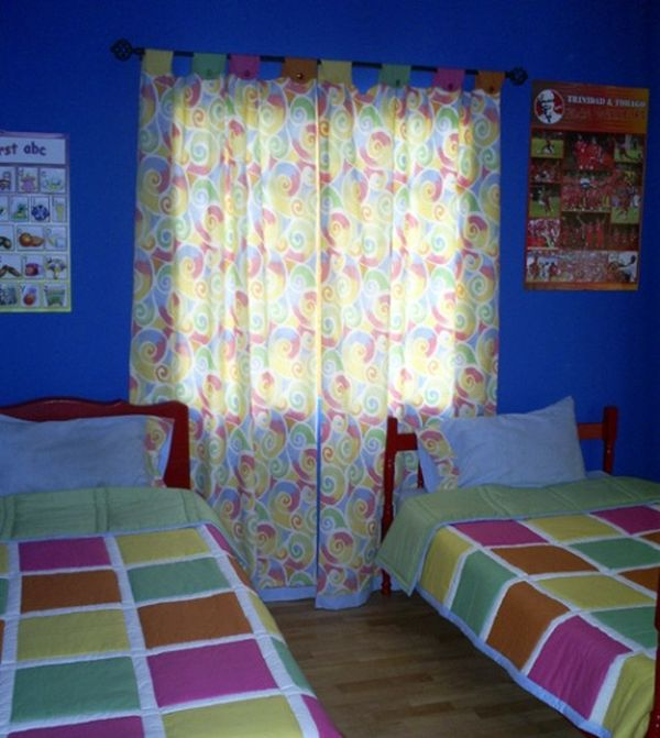 Curtain Designs And Styles For The Children\'s Bedroom