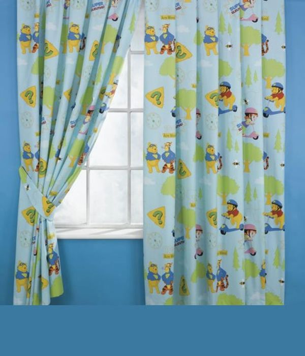 Curtain designs and styles for the children s bedroom for Bedroom curtains designs in pakistan