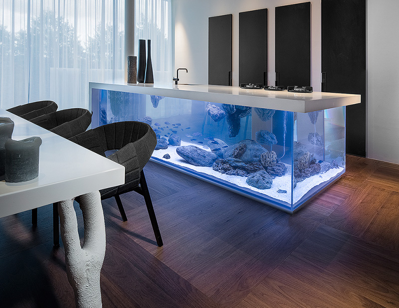 How To Make Your Room Beautiful Instantly With An Aquarium