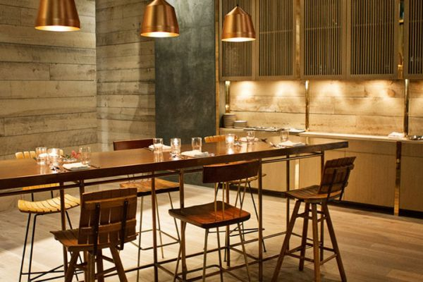Restaurant Kitchen Interior 13 stylish restaurant interior design ideas around the world