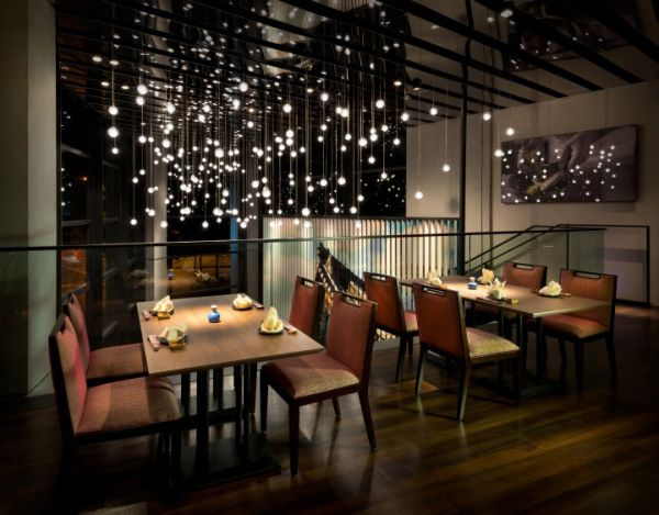 13 stylish restaurant interior design ideas around the world for Top furniture designers in the world