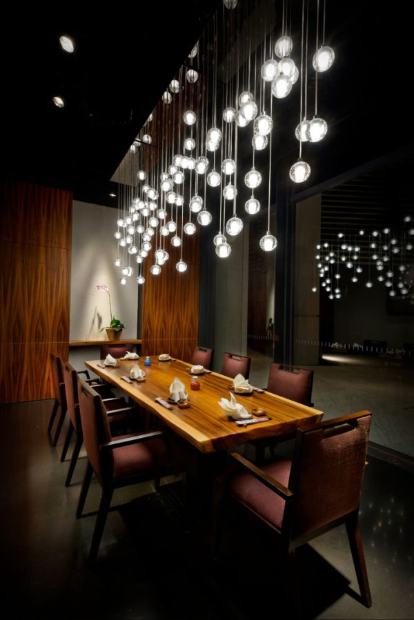 Lighting In Restaurants 13 Stylish Restaurant Interior Design Ideas Around The World