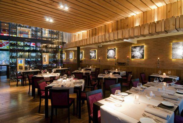 Stylish restaurant interior design ideas around the world