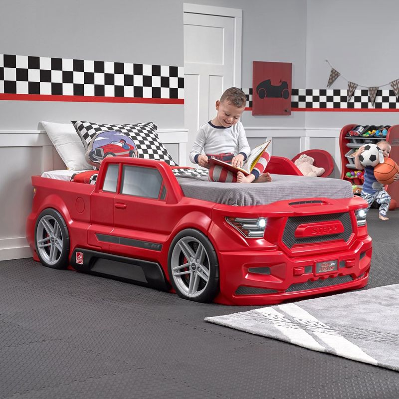25 Racing Car Beds For Children Rooms