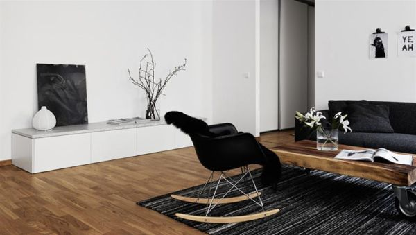 The Essence Of Nordic Interior Décor In A Beautiful Swedish Apartment