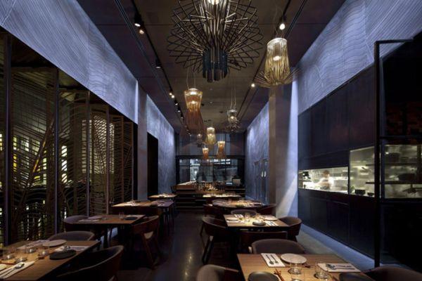 Superior 13 Stylish Restaurant Interior Design Ideas Around The World Home Design Ideas