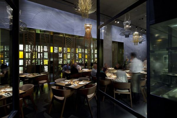 Stylish restaurant interior design ideas around the world
