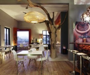 Nature meets artifice at the Olive Exclusive boutique hotel