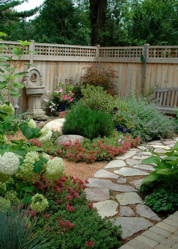 Wonderful Backyard Landscaping Ideas - Landscape ideas backyard