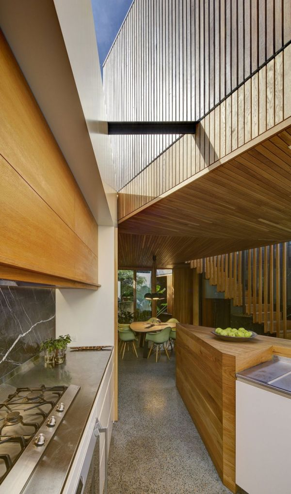 A Beautiful Blend Of Indoor And Outdoor Spaces In A Home From Australia