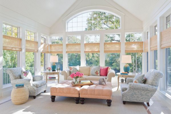 Beautiful Room Designs 35 beautiful sunroom design ideas