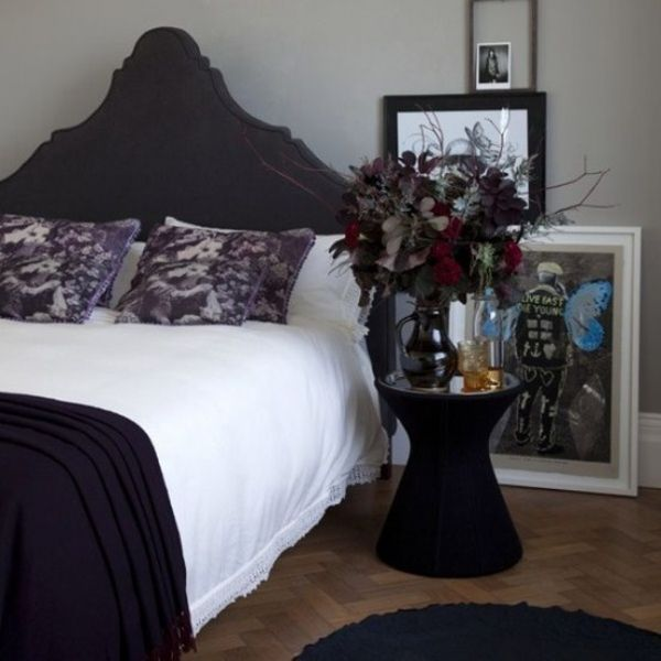 Goth Bedroom Minimalist Design 13 Mysterious Gothic Bedroom Interior Design Ideas